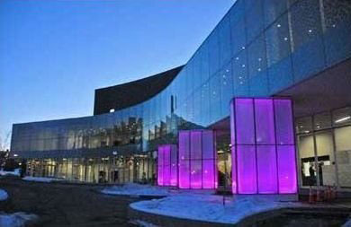 We are proud to have been invited to this new state-of-the-art performing arts center.