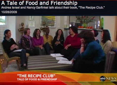 Laughter was a main ingredient during the GMA Recipe Club meeting with Taryn Brill.